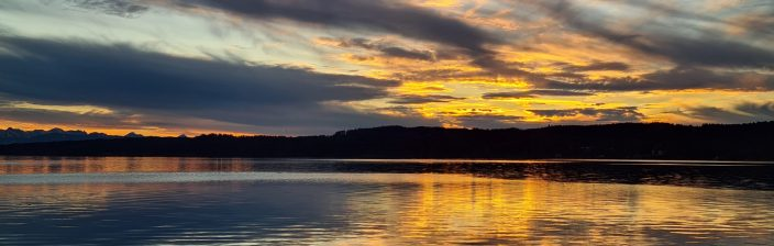 Abendstimmung am Starnberger See - Christian G. Binder - Impressionen