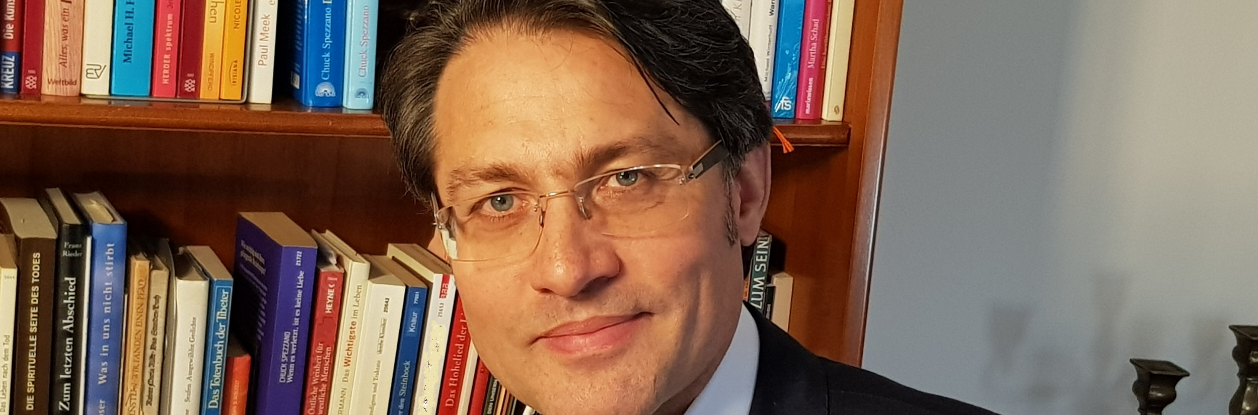 Trauerredner Christian G. Binder aus München